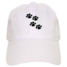 Pet Paw Prints Baseball Cap