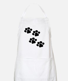 Pet Paw Prints Apron