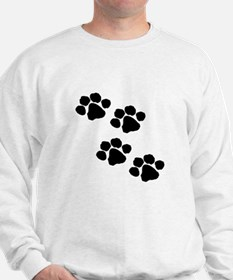 Pet Paw Prints Jumper