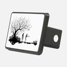 Cute Zombies Hitch Cover