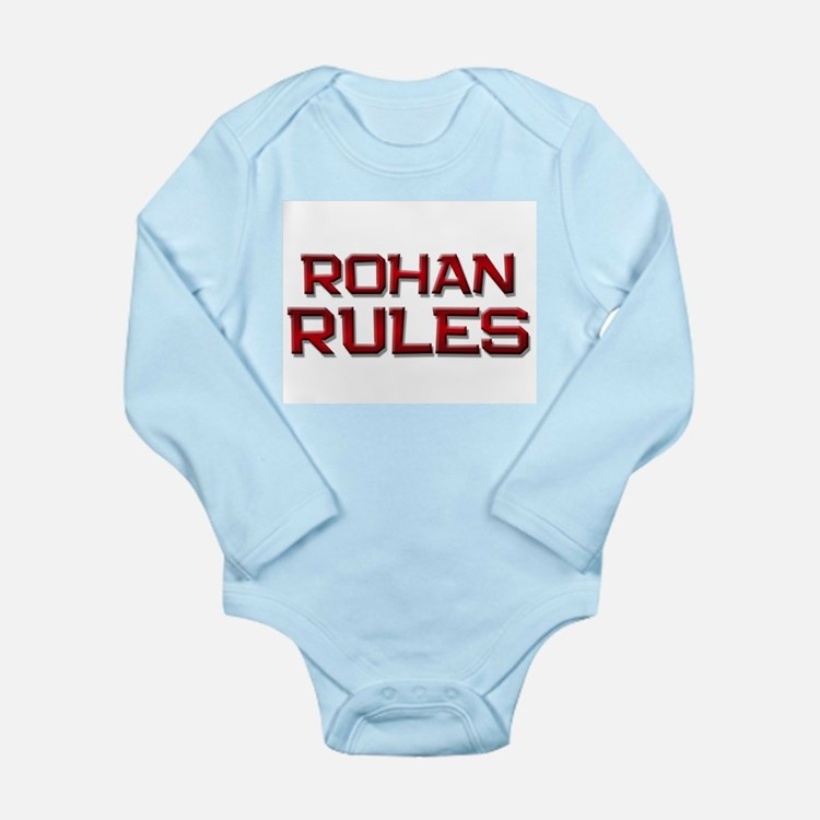 rohan rules Body Suit