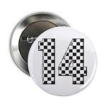 racing car #14 2.25