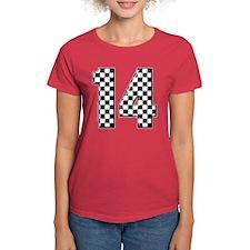 racing car #14 Tee