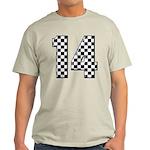 racing car #14 Light T-Shirt