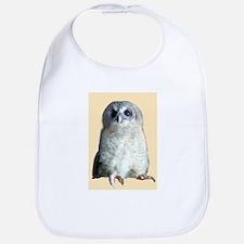 Tawny Owlet Bib