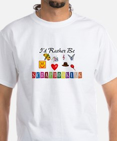 I'd Rather Be Scrapbooking Shirt