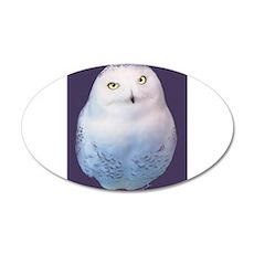 Snowy owl Wall Sticker