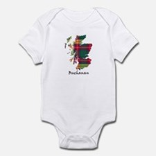 Map - Buchanan Infant Bodysuit
