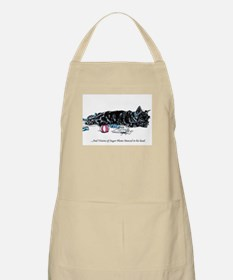 Scottish Terrier Puppy Vision BBQ Apron