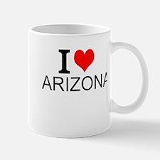 I Love Arizona Mugs