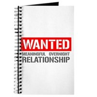 Wanted! Meaningful Overnight Relationship Journal
