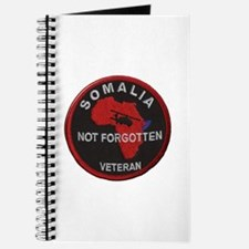 Somalia Veteran Journal