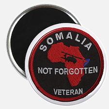 Somalia Veteran Magnets