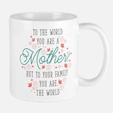 You Are The World Mug