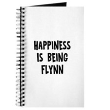 Happiness is being Flynn Journal