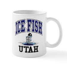 Ice Fish Utah Mug