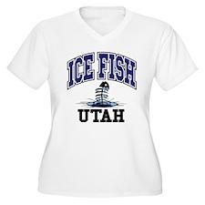 Ice Fish Utah T-Shirt