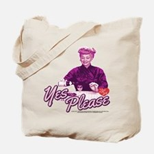 I Love Lucy: Yes Please Tote Bag