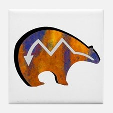 BEAR Tile Coaster