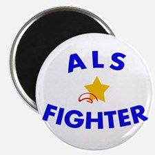 "Cute Amyotrophic lateral sclerosis 2.25"" Magnet (10 pack)"