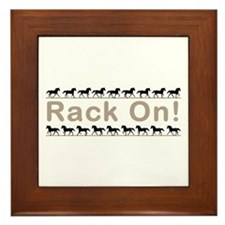 Rack Ani Framed Tile