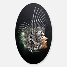 Fantasy Oval Decal