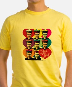 I Love Lucy: Headshot Hearts T