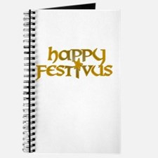 Happy FESTIVUS™ Journal