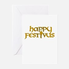 Happy Festivus Greeting Cards (Pk of 10)