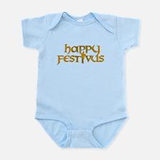 Happy Festivus Infant Bodysuit