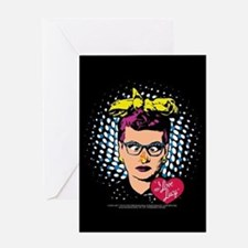 I Love Lucy: Nose on Fire Greeting Card