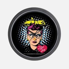 I Love Lucy: Nose on Fire Wall Clock