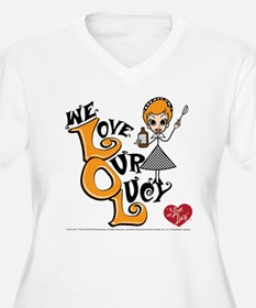 We Love Our Lucy T-Shirt