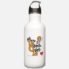 We Love Our Lucy Water Bottle