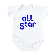 all star Onesie
