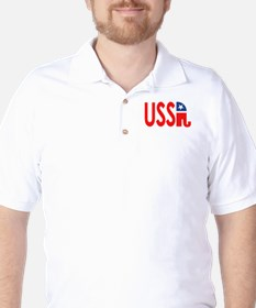 USSR Golf Shirt