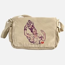 I Love Lucy: Lucy Rumba Messenger Bag