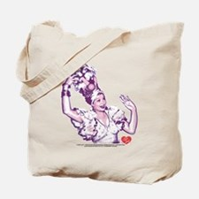 I Love Lucy: Lucy Rumba Tote Bag