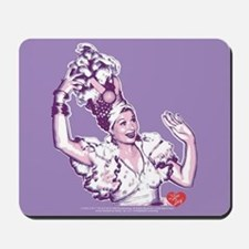 I Love Lucy: Lucy Rumba Mousepad