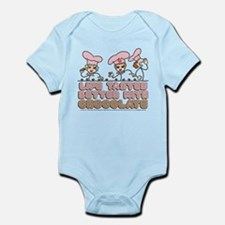 I Love Lucy: Life Tastes Better Wi Infant Bodysuit