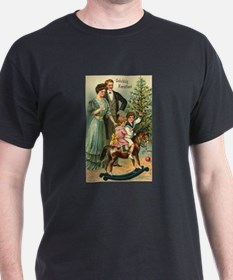 Dutch Gelukkig Kerstfeest T-Shirt