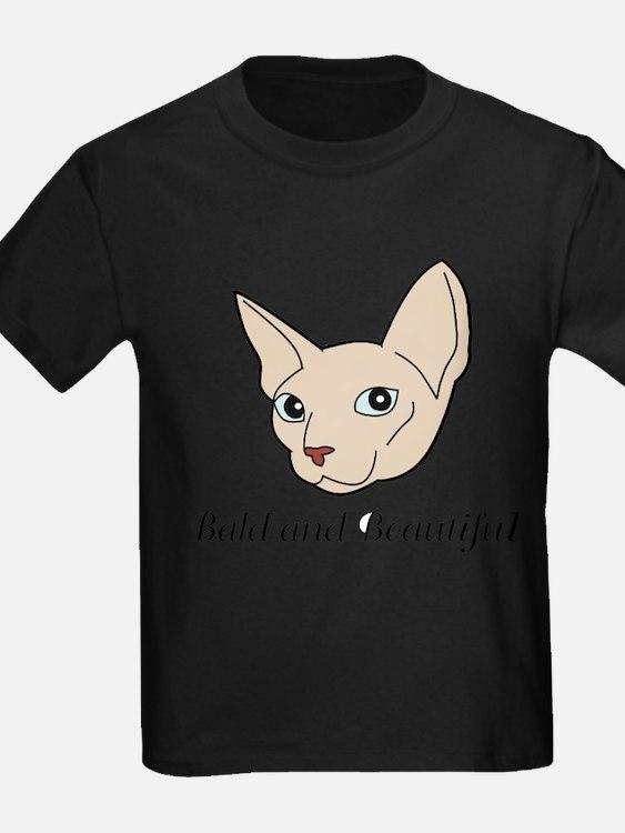 Baldy Cat T-Shirt