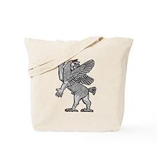 Griffin Demon Tote Bag