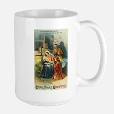 Nativity Scene Mugs