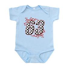 RaceFashion.com 63 Infant Bodysuit