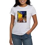 Cafe / JRT Women's T-Shirt
