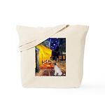 Cafe / JRT Tote Bag