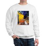 Cafe / JRT Sweatshirt