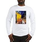 Cafe / JRT Long Sleeve T-Shirt