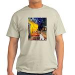 Cafe / JRT Light T-Shirt